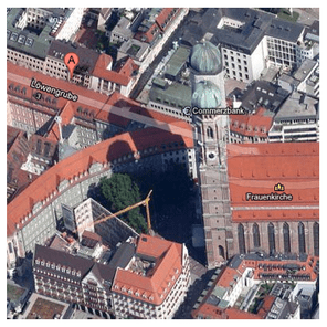 Das Büro der Finanzierung.com GmbH in München