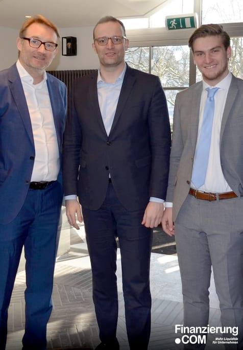 Finanzierung.com Jens Spahn (CDU)