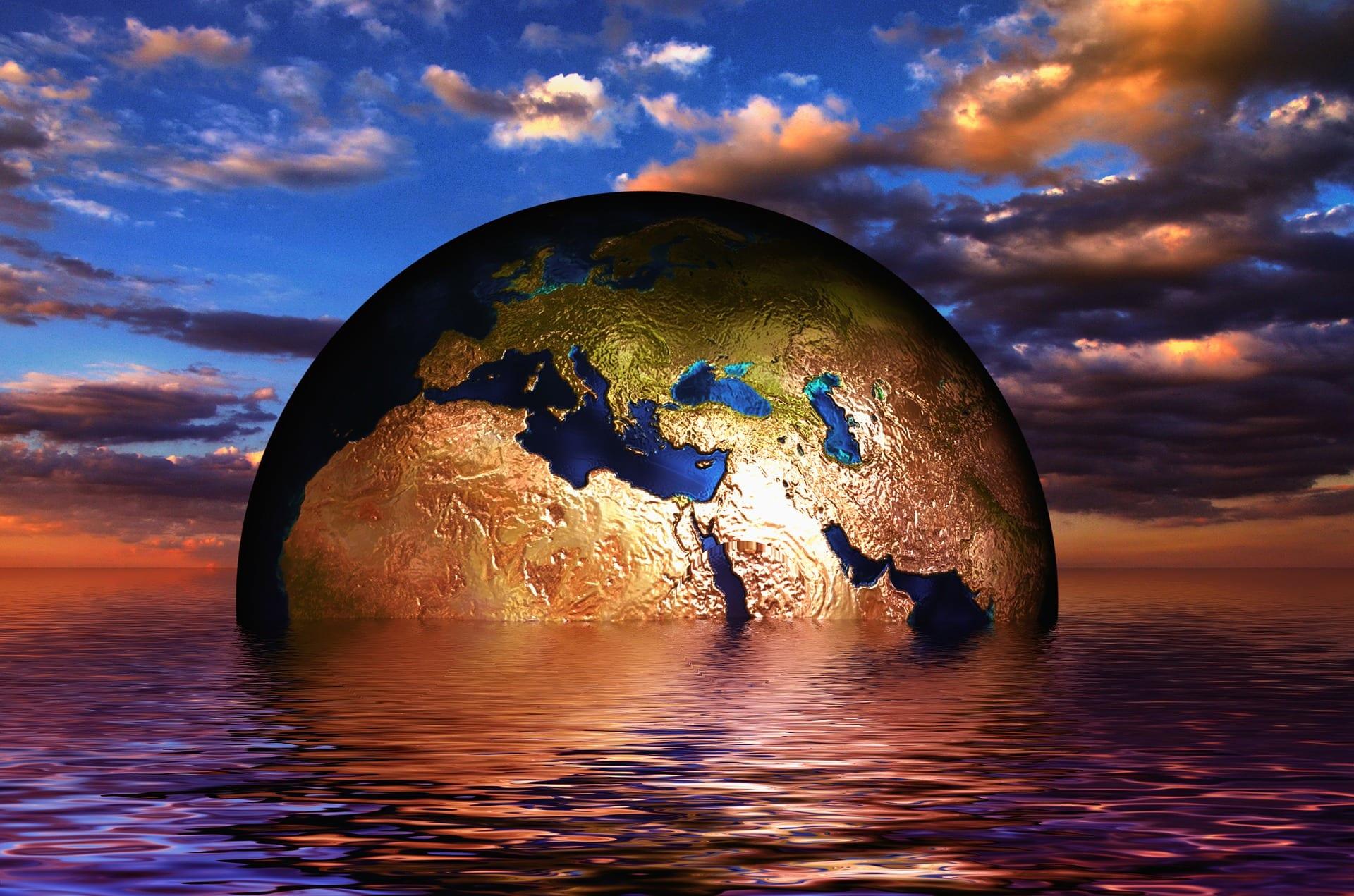 Klimawandel - Folgen für Unternehmen
