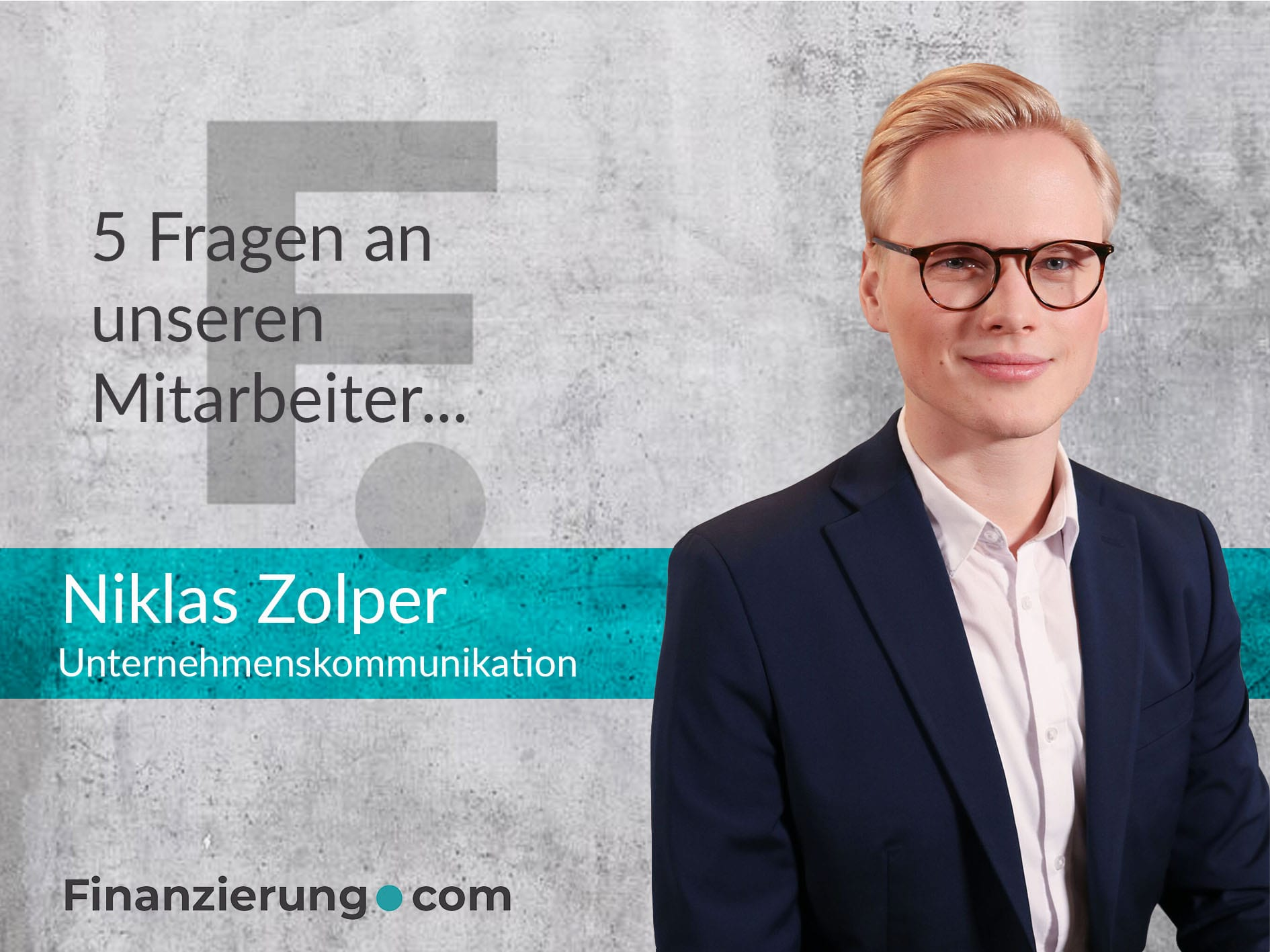 Niklas Zolper Interview