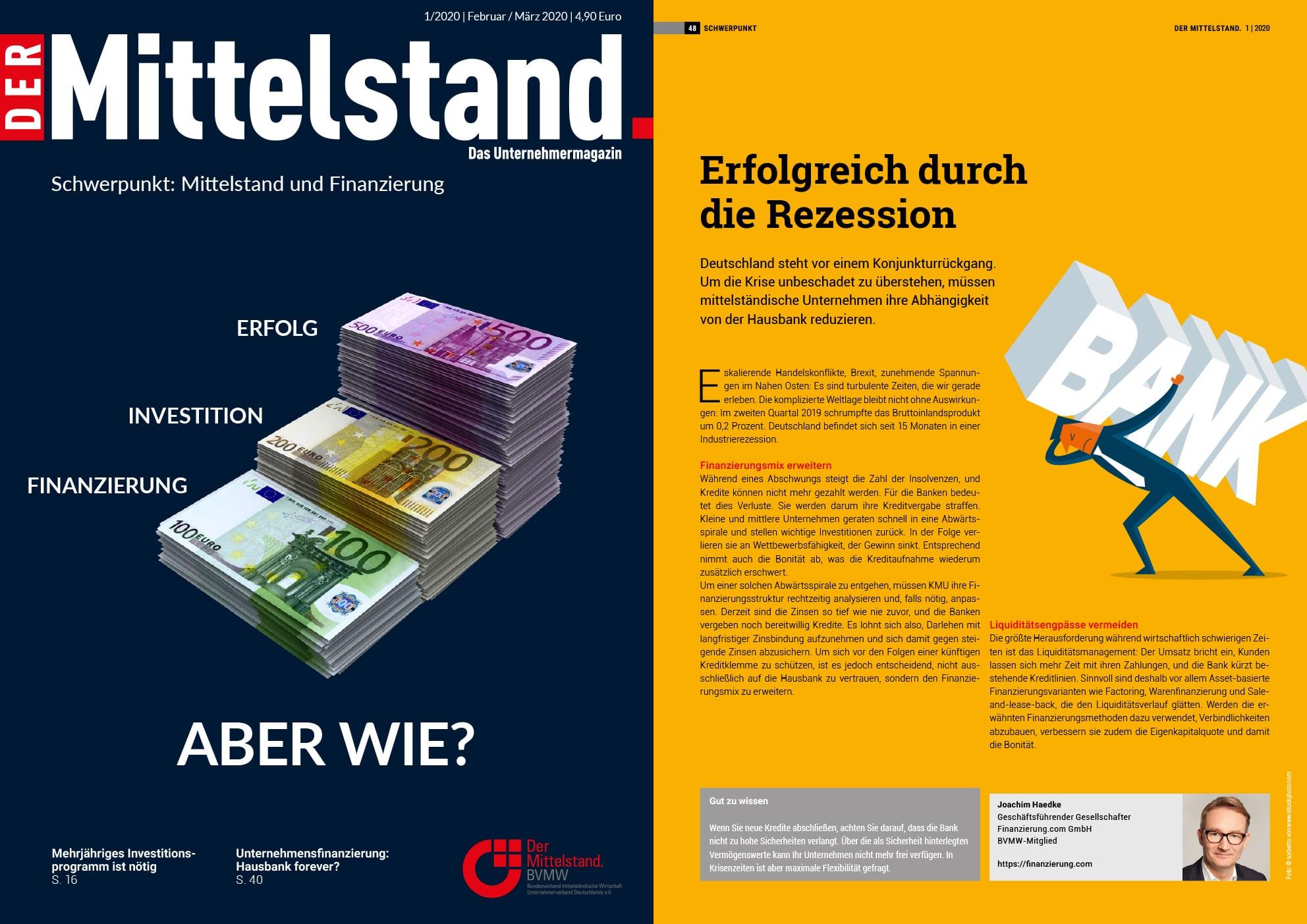 Der Mittelstand - Finanzierung.com