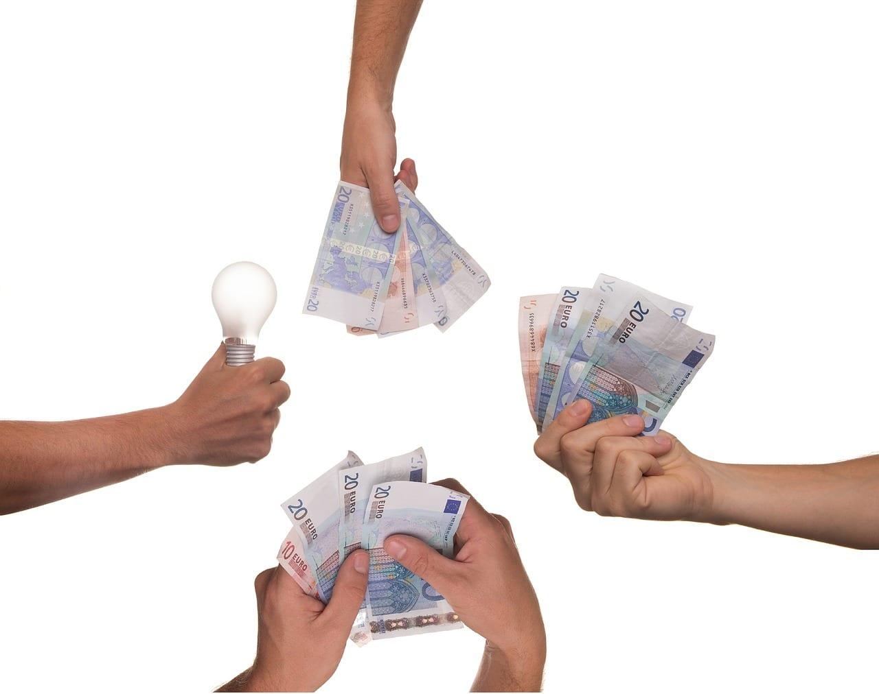 Gründungsfinanzierung durch Crowdfunding
