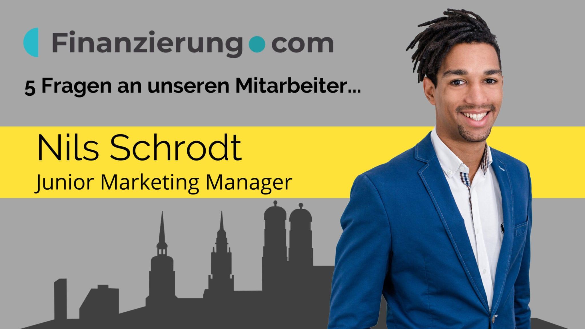 Im Interview mit Nils Schrodt