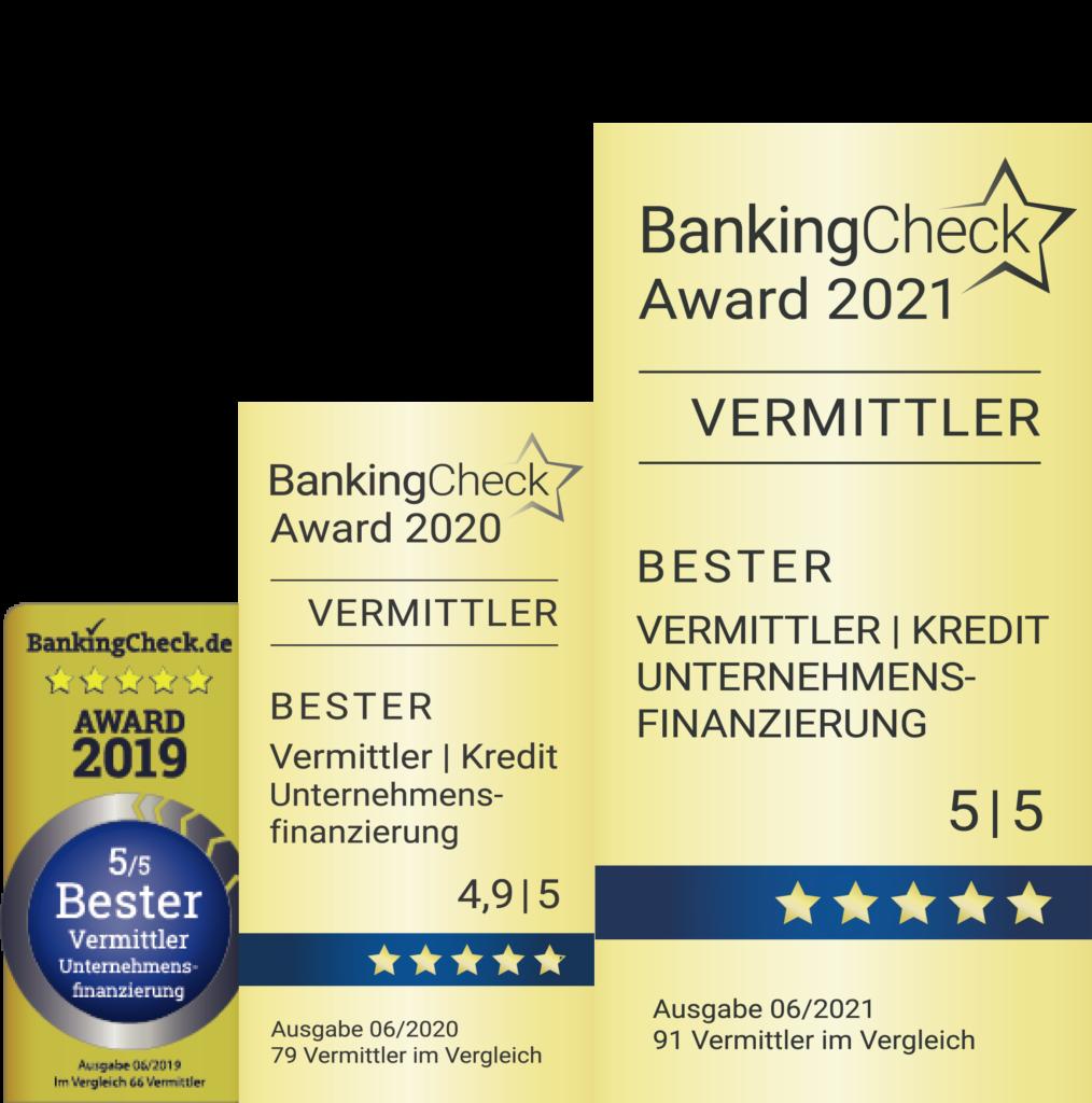 Bankingcheck Triplelogo